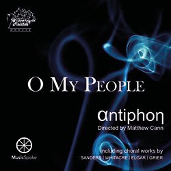 Antiphon CD Cover